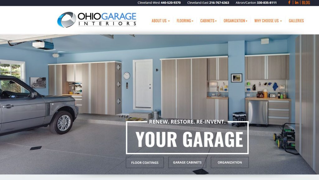 Ohio Garage Interiors