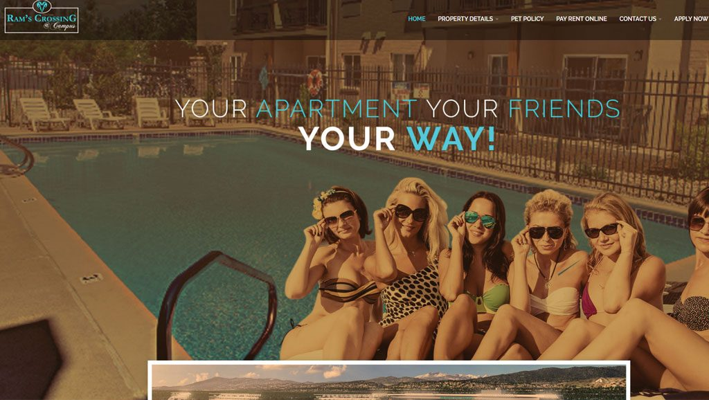 best-apartment-web-design